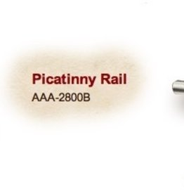 Axiom Axion Picatinny Rail