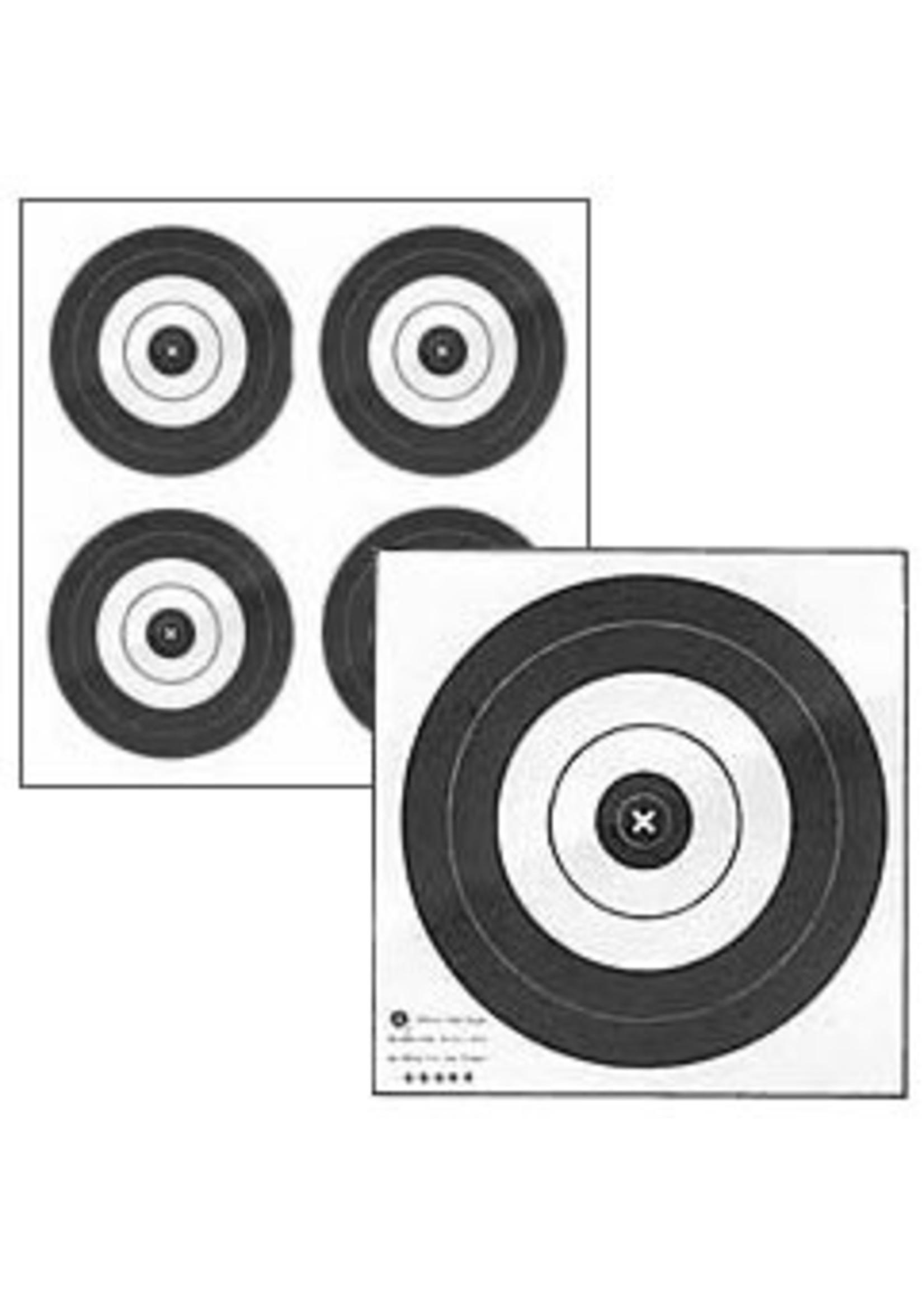 Maple Leaf NFAA Field Set 14 targets