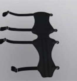 GOMPY Gompy Armguard AB-1 Long Black