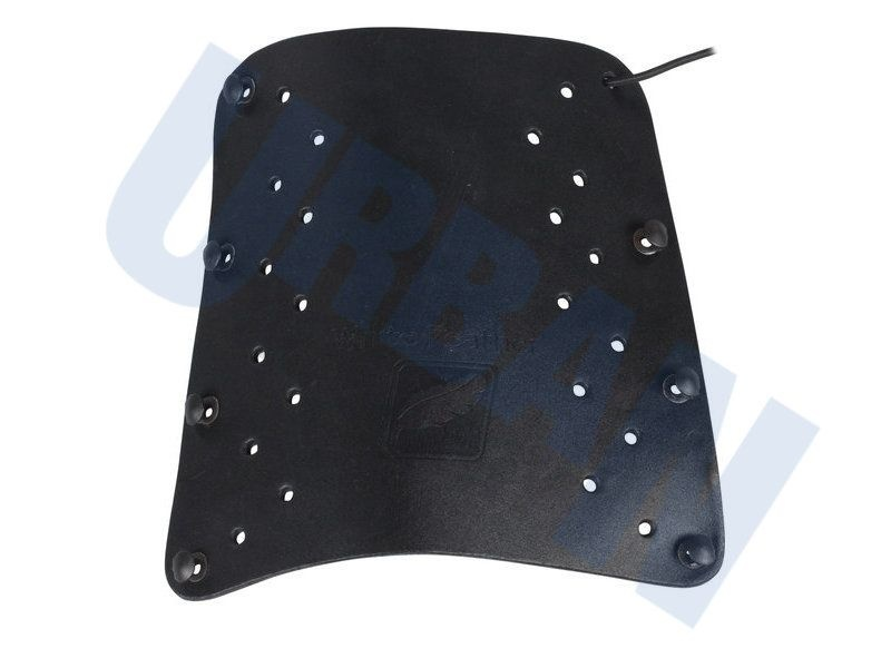 Whitefeather White Feather Arm Guard Lightning Blk