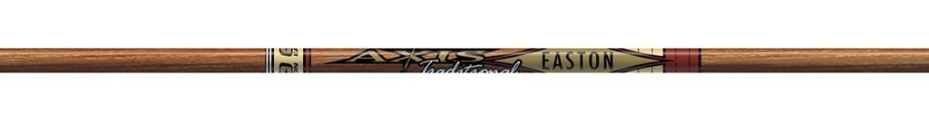 Easton Archery Easton Axis Traditional Carbon Shafts