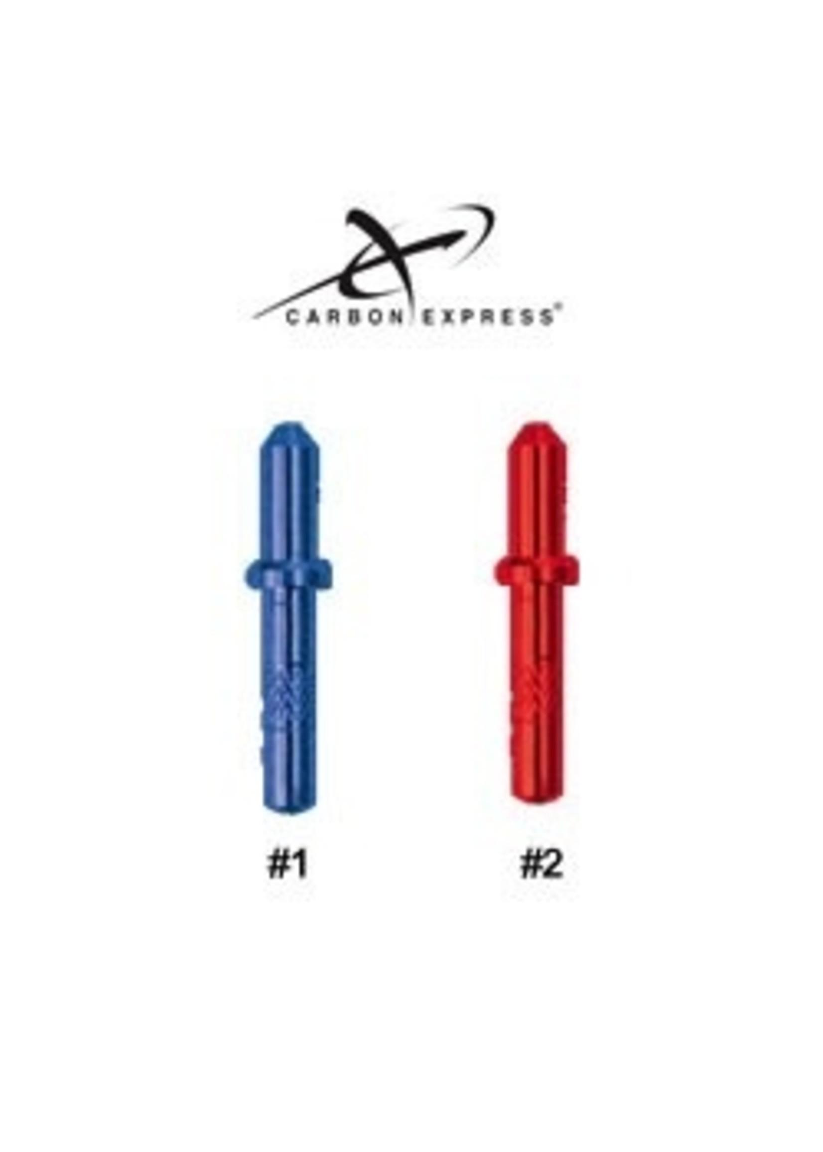 Carbon Express CX Nano XR Pin