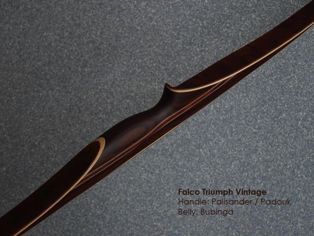 Falco Longbow Palisander/Bubinga