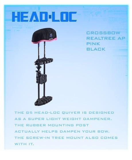 G5 Outdoors G5 Headloc Quiver