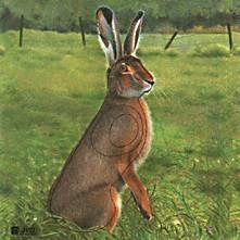 JVD JVD Hare Target Face