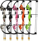 Bear Bear Youth Bow Package Brave