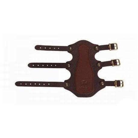 Strele Strele Buckled Leather Armguard