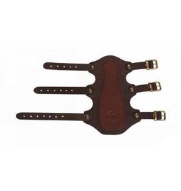Strele Strele Buckled Leather Armguard