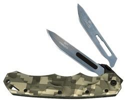 Havalon Piranta Knife Stag