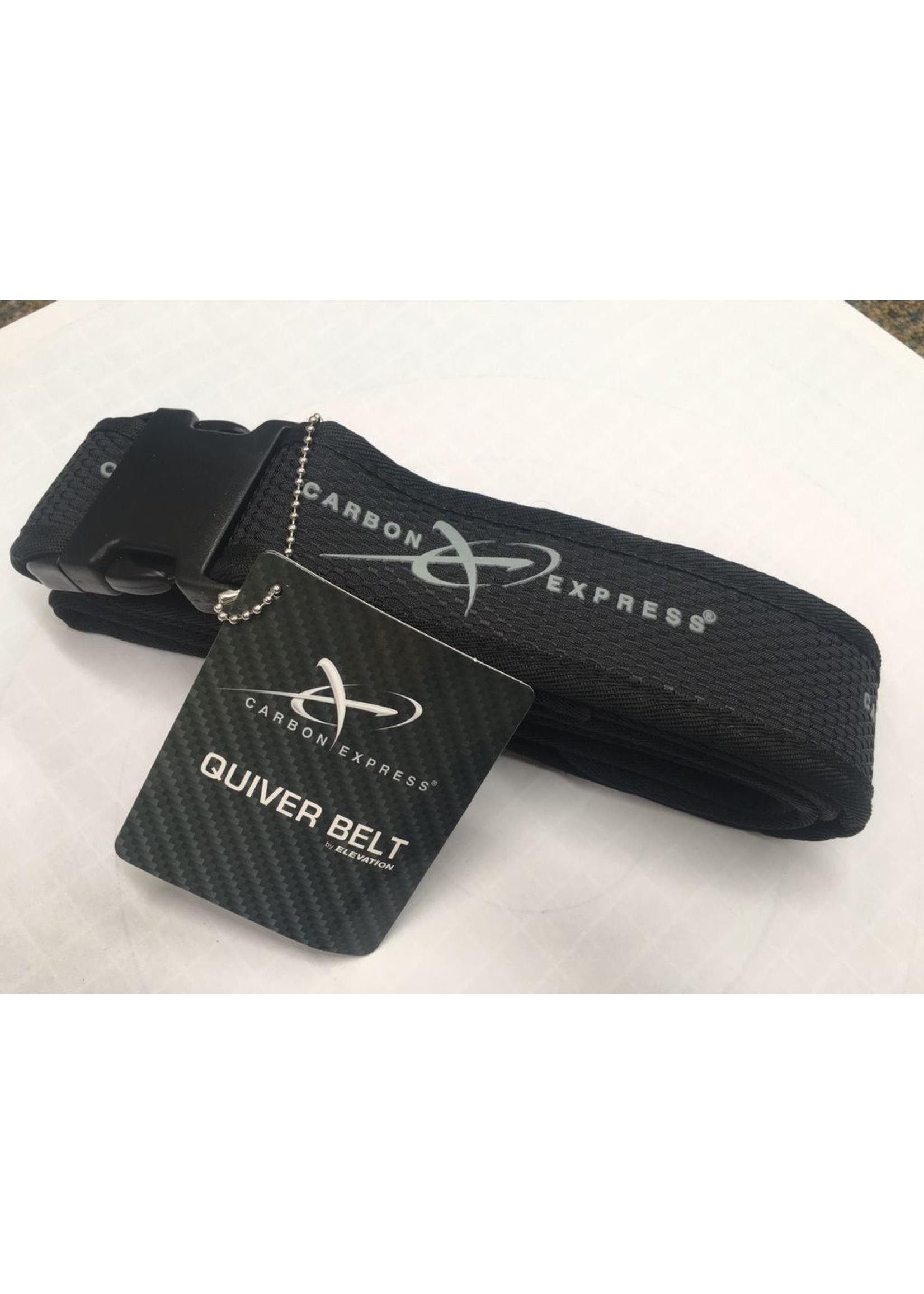 Carbon Express CX Quiver Belt