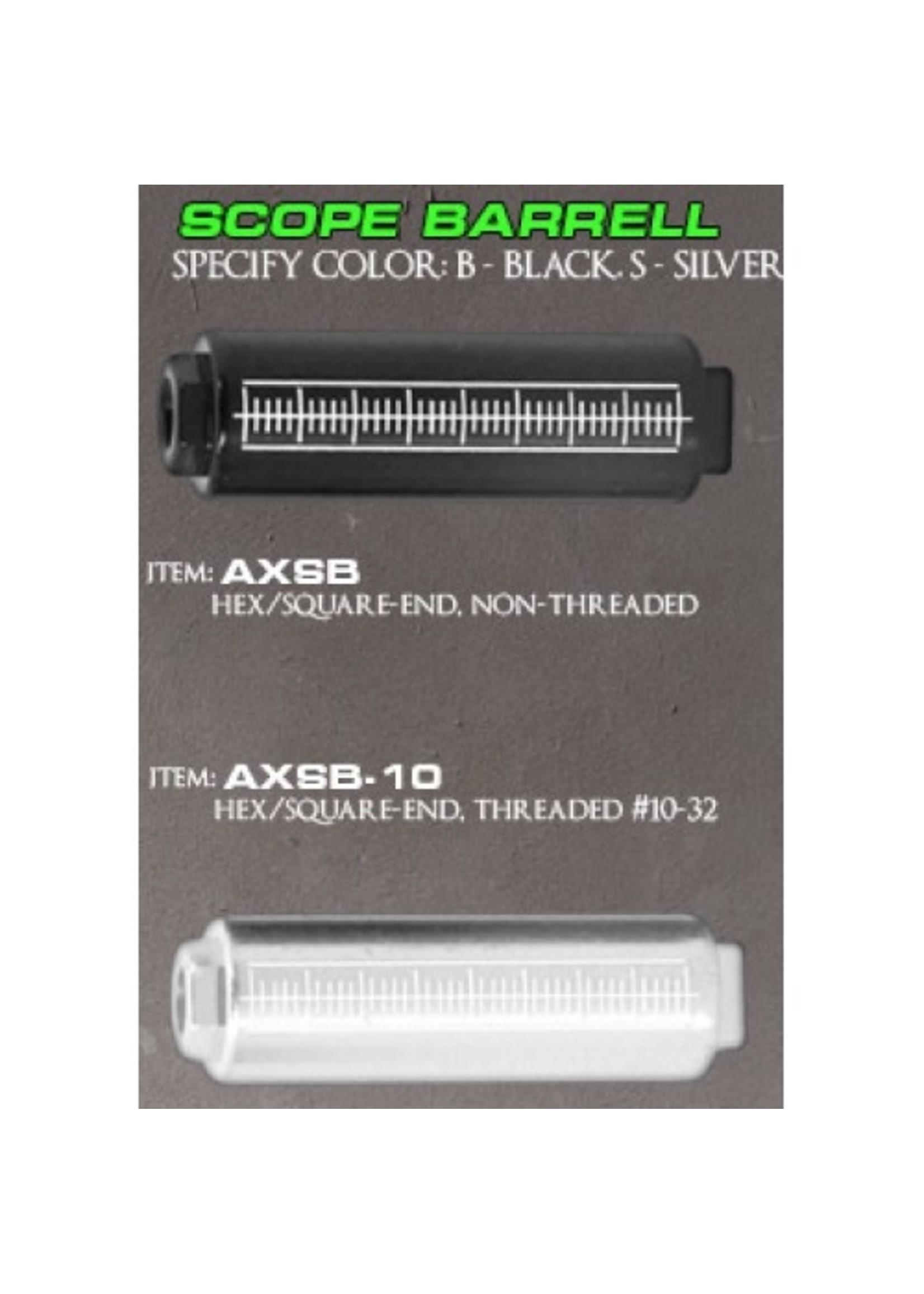 Truball Axcel Scope Barrell