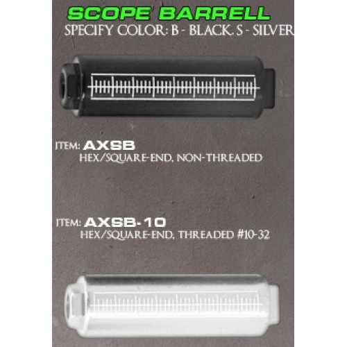 Truball Axcel Scope Barrell