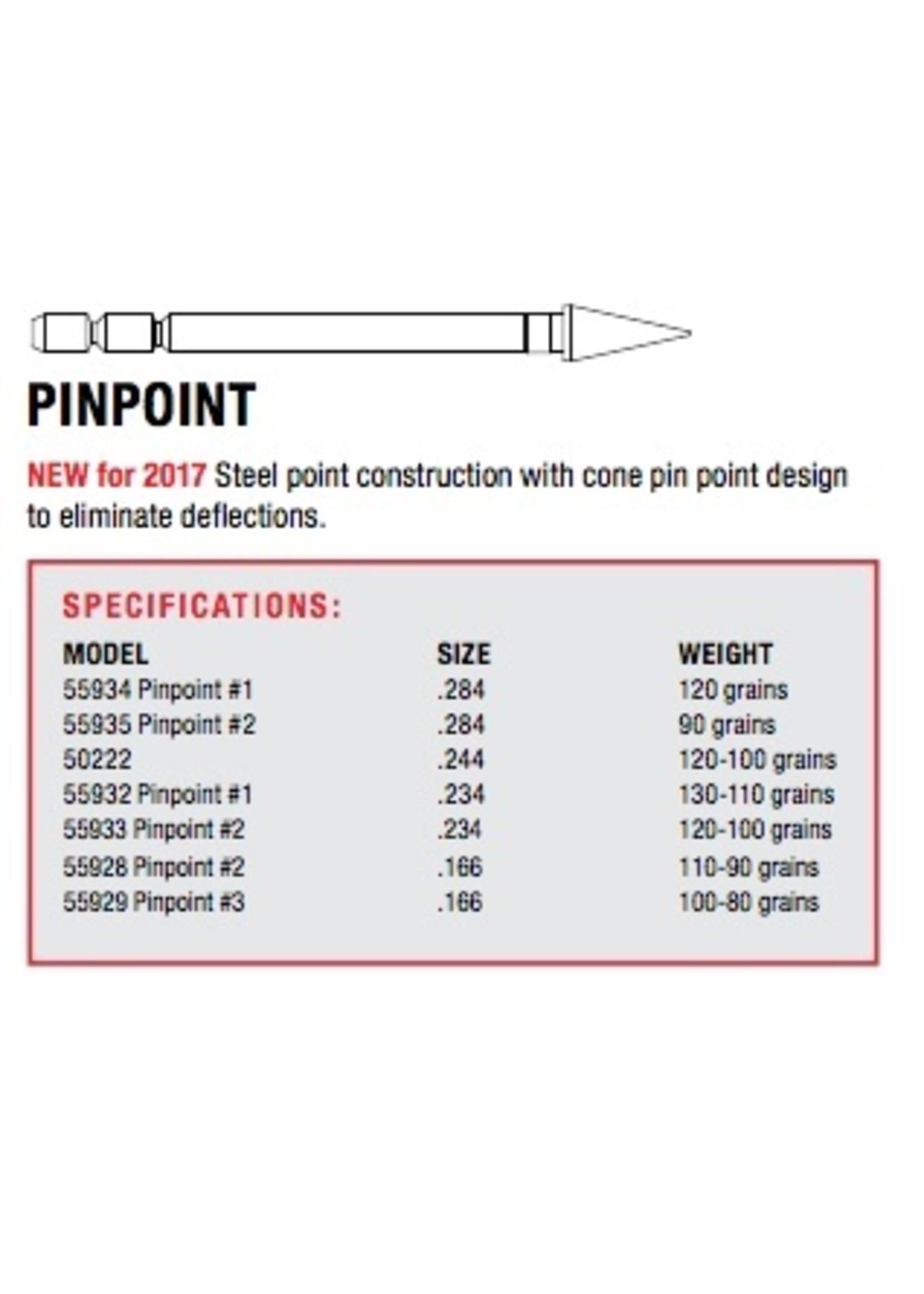 Carbon Express CX Recurve RZ Pin Point