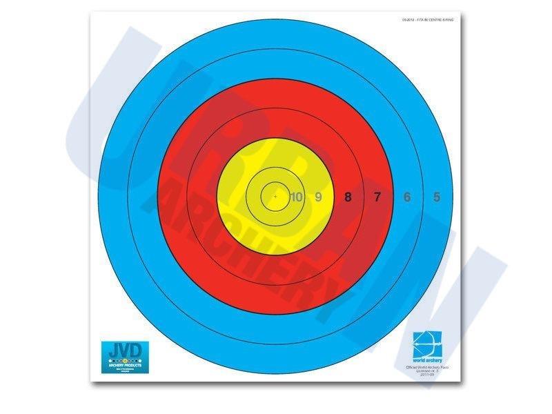 JVD JVD 80cm 6 ring 250 pack
