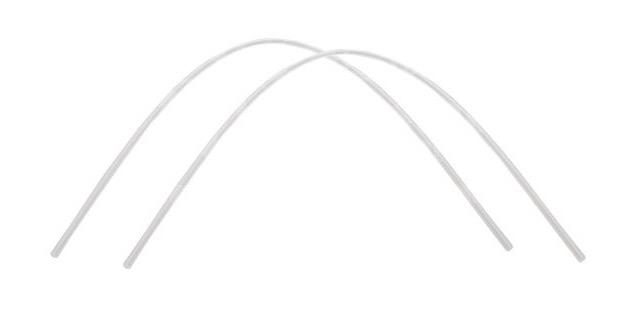 "LP Archery Fibre Tubing 8"" x2"