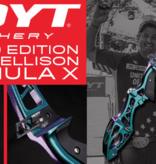 """Hoyt Hoyt Handle Formula X Brady Ellison Limited Edition 25"""" RH"""