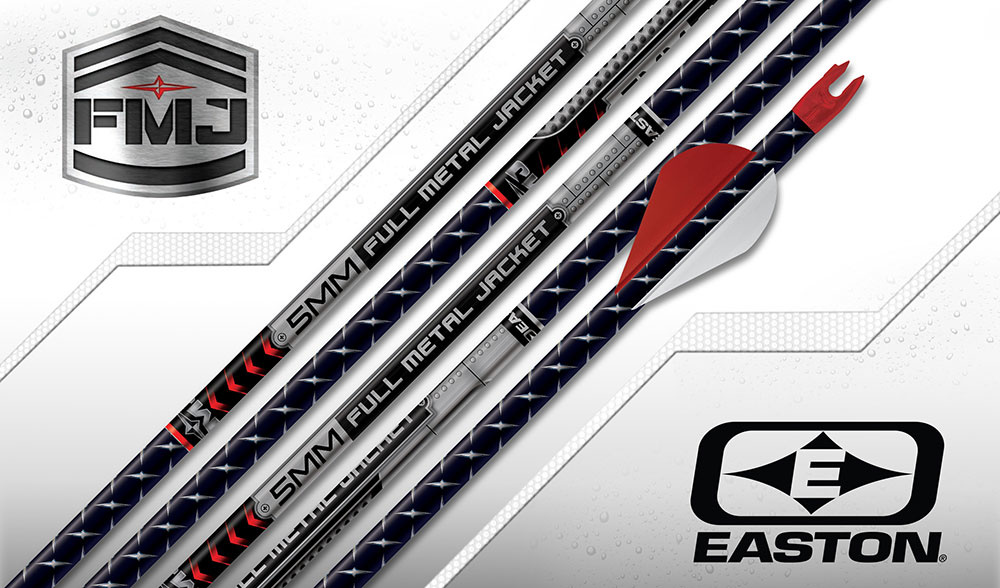 Easton Archery Easton 5mm FMJ Shafts Doz