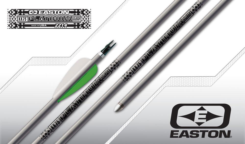 Easton Archery Easton XX75 Platinum Shaft