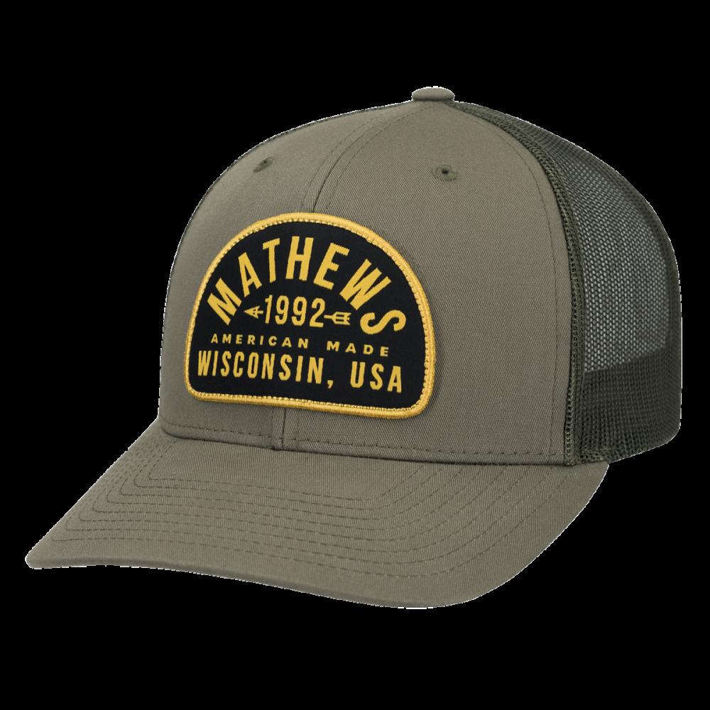 Mathews Inc Mathews Forest Cap