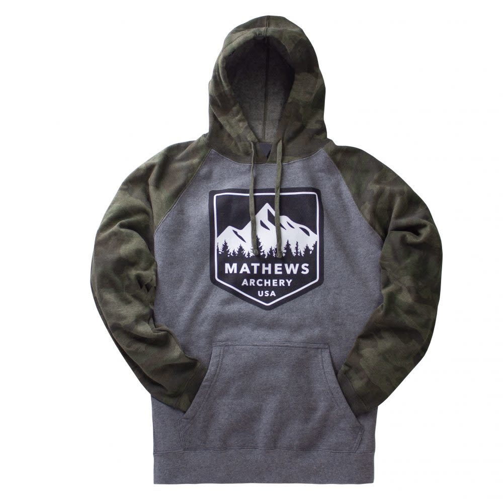 Mathews Inc Mathews Summit Hoodie