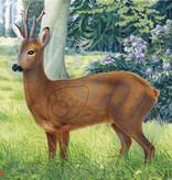 JVD JVD Deer Target Face
