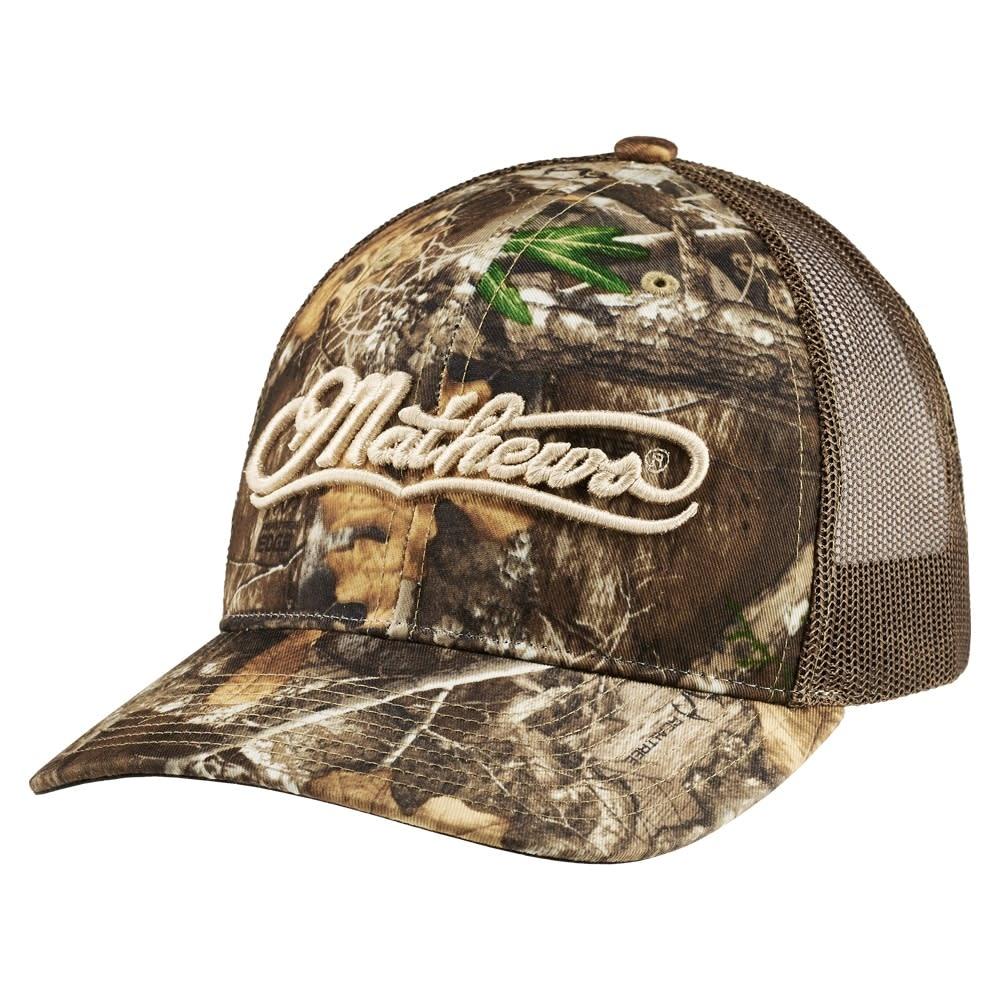 Mathews Inc Mathews Realtree Edge Cap