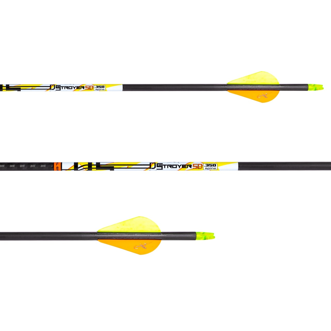 Carbon Express CX D-Stroyer SD Shafts