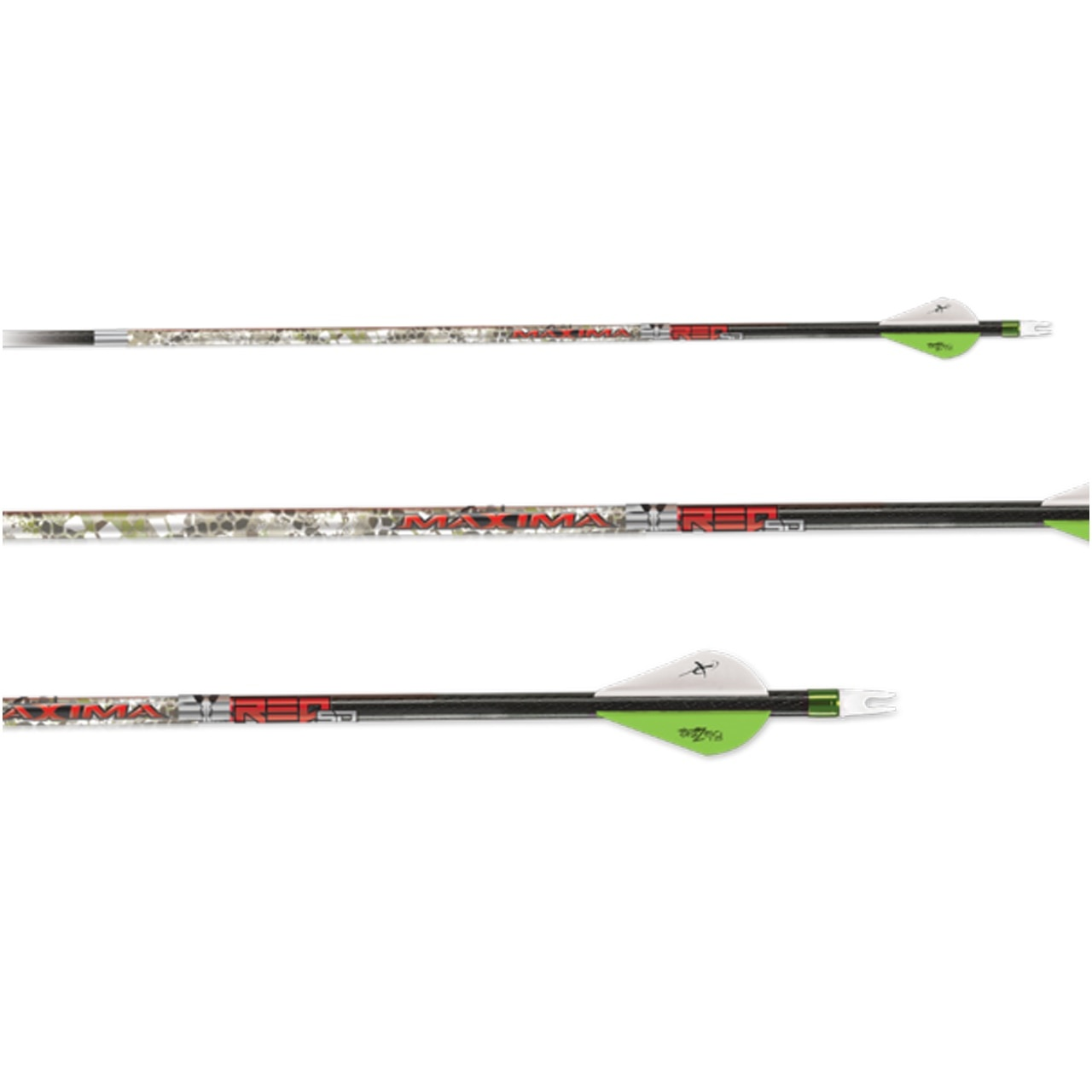 Carbon Express CX Maxima Red SD Badlands Shafts