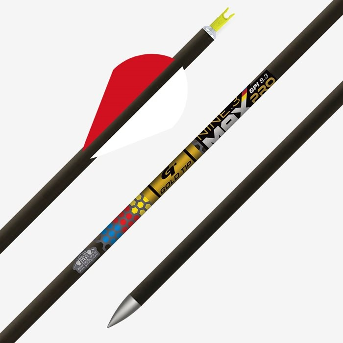 Gold Tip Gold Tip Nine.3 Pro Shafts - Ea