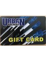 Urban Archery Gift Card