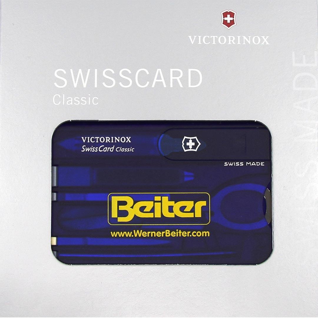 Beiter Beiter Swisscard