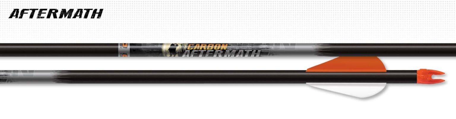 Easton Arrow 6mm Aftermath - Fletched