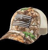 Mathews Inc Mathews Camo Flag Cap