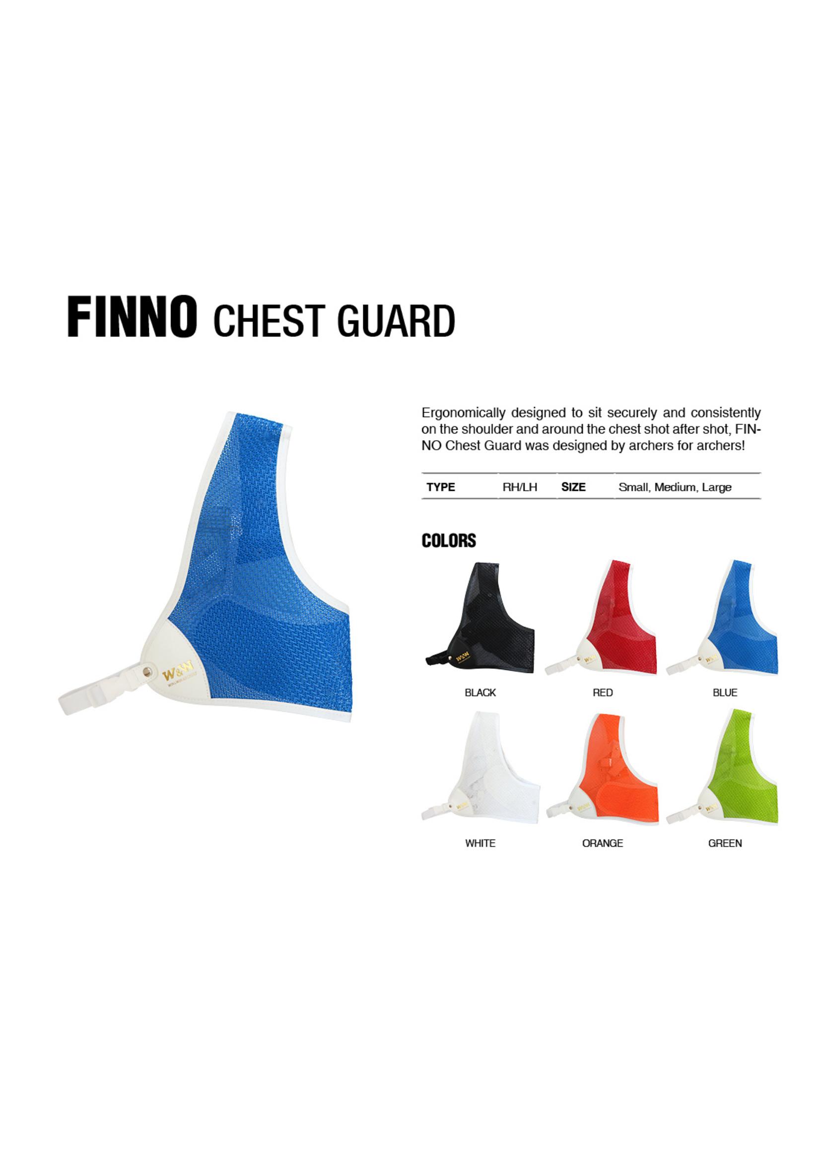 Win & Win W&W Chest Guard Finno