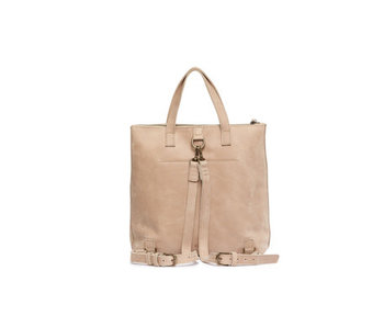 Able Abera backpack -Fog