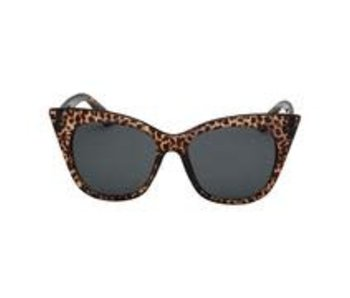 Blue Gem Sunglasses -Rose Collection -Chuncky Cat Eye