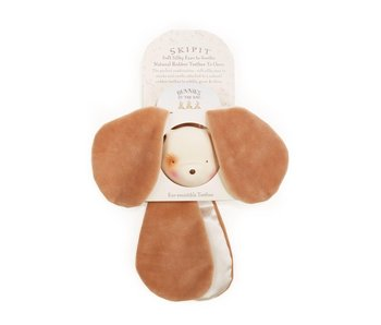 Bunnies by the Bay Skipit Ear-resistible Teether