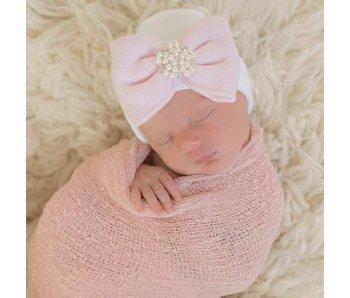 Nursery beanies -Irene Bow