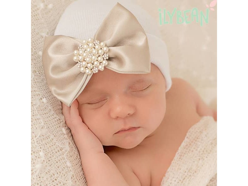 Nursery beanies -Goldie