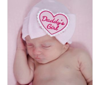 Nursery beanies -Daddy's Little Girl