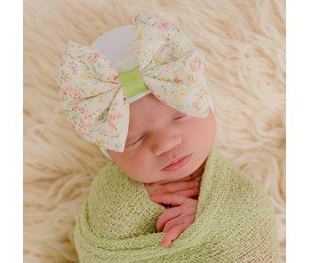 Nursery beanies -Marigold Bow