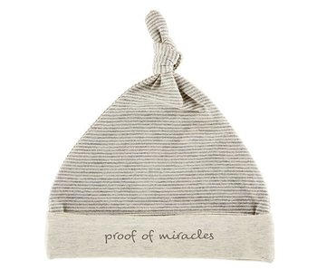 Creative Brands Newborn Inspirational knotted hats