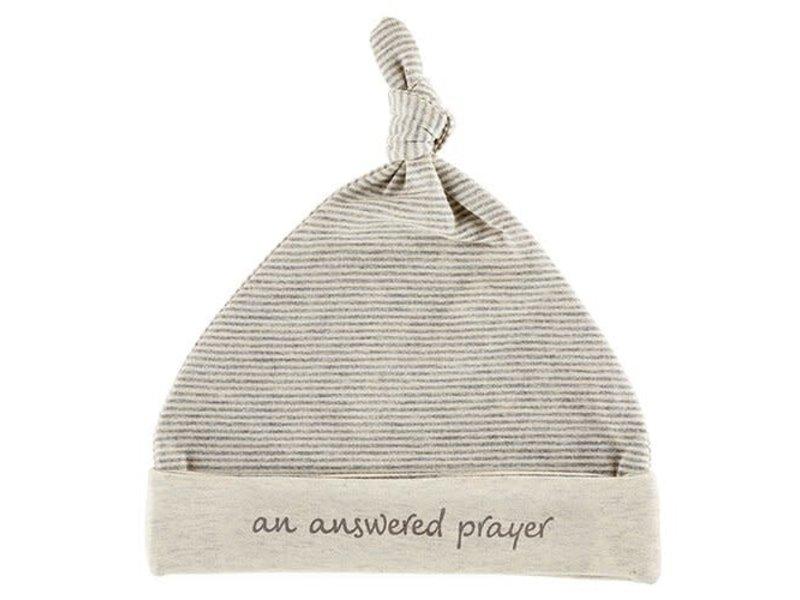 Creative Brands Newborn Inspirational knotted hats