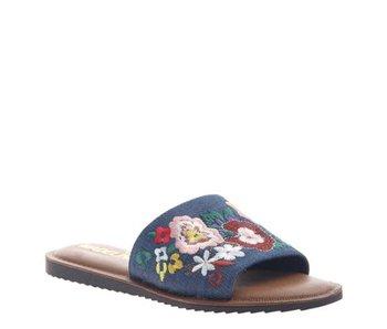 MADELINE GIRL Sunkissed slip on shoe