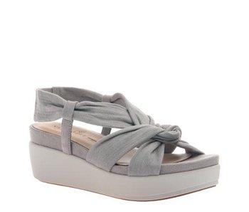 Naked Feet Scorpius platform sandal