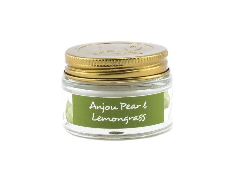 Northern Lights 1 Oz. candle -Anjou Pear & Lemongrass