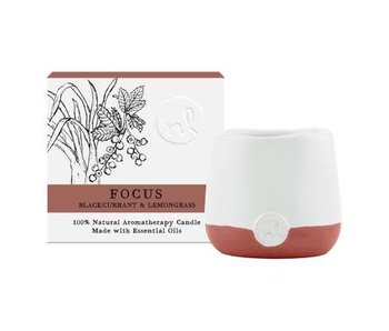 Northern Lights Prana-Aroma Jar 4 oz. Focus- Black currant & Lemongrass