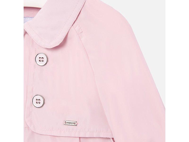 Mayoral Windbreaker pink jacket baby girl