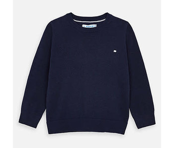 Mayoral Navy Blue boys sweater Size 7