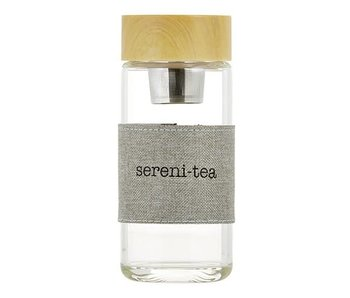 Creative Brands Sereni-tea Infuser bottle